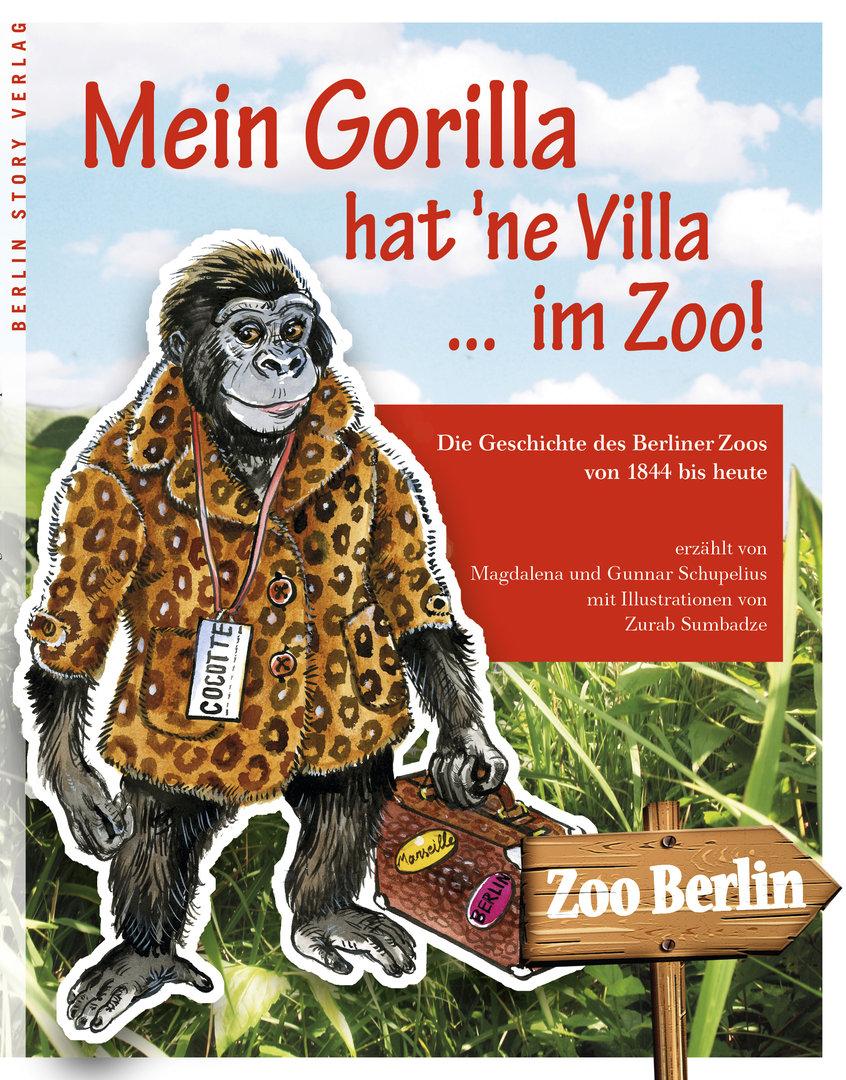 Mein Gorilla